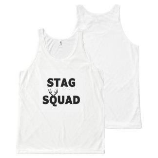'Stag Squad' Unisex Vest