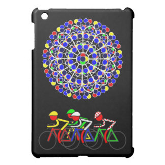 Stage 21 Passing by South Rose Window iPad Mini Case