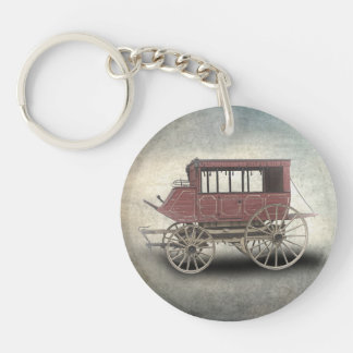 STAGE COACH KEY RING