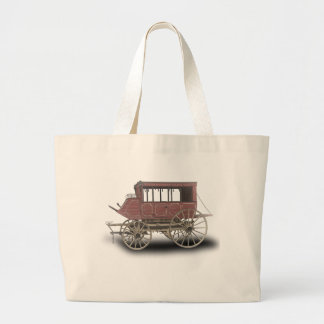 STAGE COACH LARGE TOTE BAG