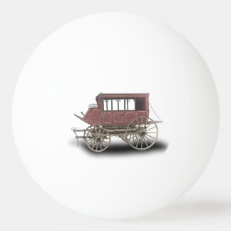 STAGE COACH PING PONG BALL
