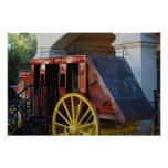 Stage Coach Print