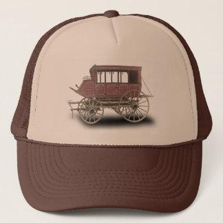 STAGE COACH TRUCKER HAT