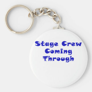 Stage Crew Coming Through Key Ring