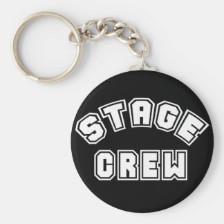 Stage Crew Key Ring