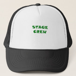 Stage Crew Trucker Hat