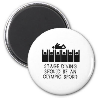 Stage Diving Magnet