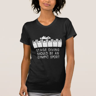 Stage Diving T-Shirt