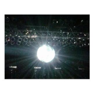 Stage Lighting postcard