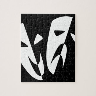 Stage Masks Jigsaw Puzzle