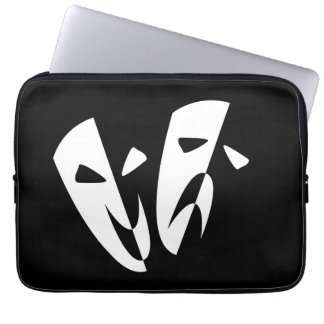 Stage Masks Laptop Sleeve