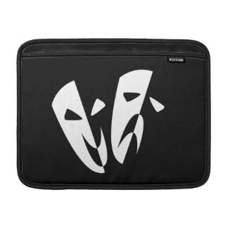 Stage Masks MacBook Sleeve