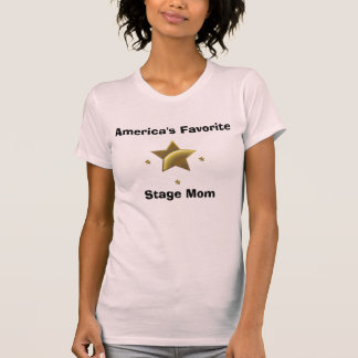 Stage Mom: America's favorite T-shirt