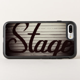 """Stage"" Vintage Sign OtterBox Symmetry iPhone 8 Plus/7 Plus Case"