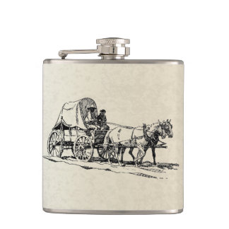Stagecoach Flask
