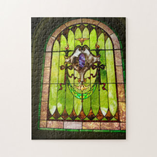 Stain Glass Window Jigsaw Puzzle