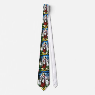 Stain Glass Window Necktie... Tie