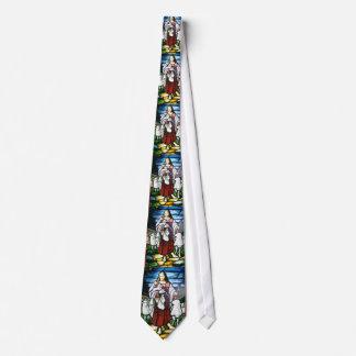 Stain Glass Window Necktie... Tie