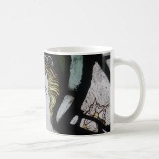 Stained Glass Angel Value Mug