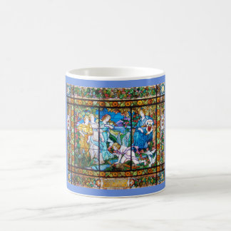 Stained Glass Art Coffee Mug