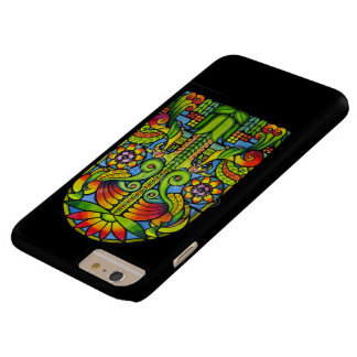 Stained glass barely there iPhone 6 plus case