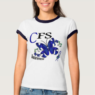 Stained Glass Butterfly 2 CFS Tshirts