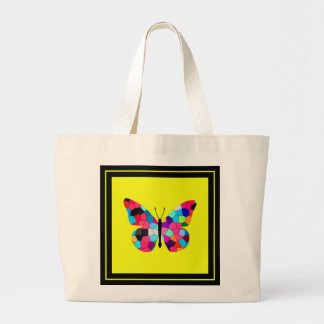 Stained Glass Butterfly Bags