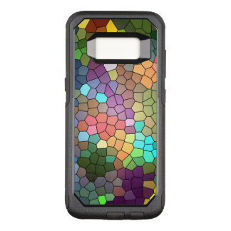 Stained Glass by Shirley Taylor OtterBox Commuter Samsung Galaxy S8 Case