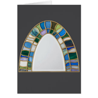 Stained-glass Greeting Card