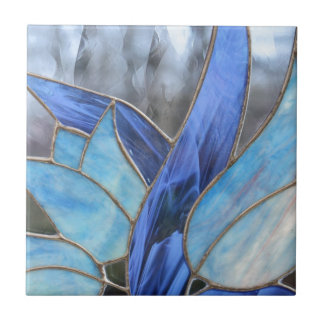 Stained Glass Ceramic Tile