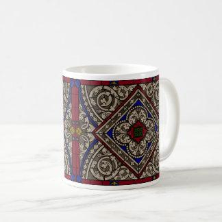 Stained Glass Design Mug