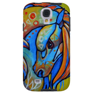 Stained Glass Horse Samsung s4 Vibe case