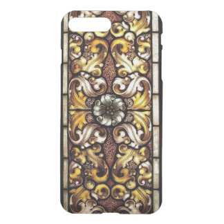 Stained Glass iPhone7 Plus Clear Case