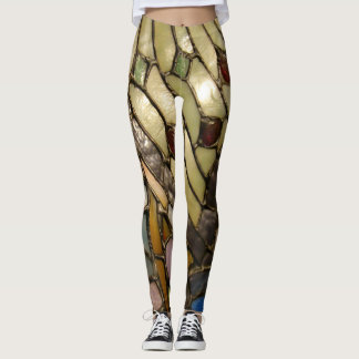 Stained Glass -leggings Leggings