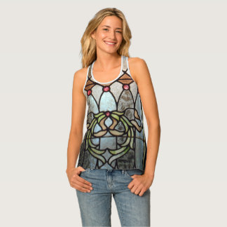 Stained Glass Look Tank Top