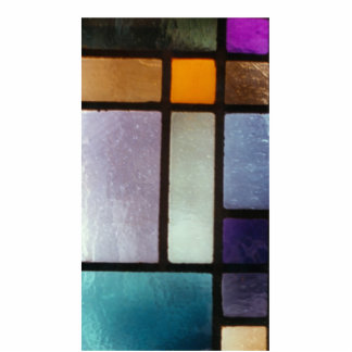 Stained Glass Mosaic Cut Outs