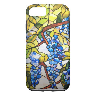 Stained Glass Motif iPhone 7 Hard Case