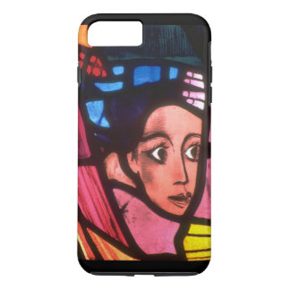 Stained Glass Painting iPhone 8 Plus/7 Plus Case