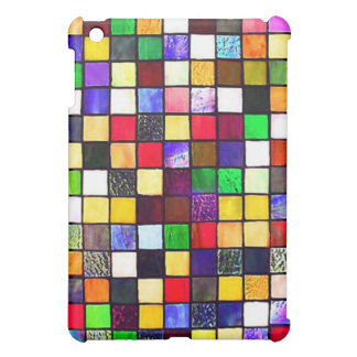 Stained Glass Pern  iPad Mini Case