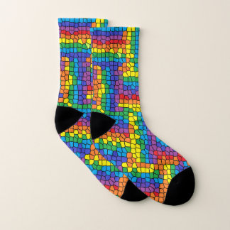 Stained Glass Socks