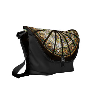 Stained Glass Sphere Commuter Bag