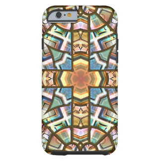 Stained Glass Tough iPhone 6 Case