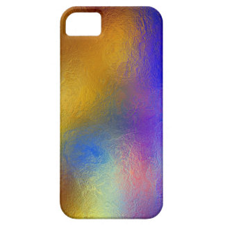 Stained glass, transparent colorful shiny window case for the iPhone 5