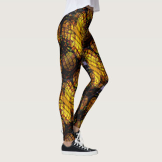 Stained Glass Universe Leggings