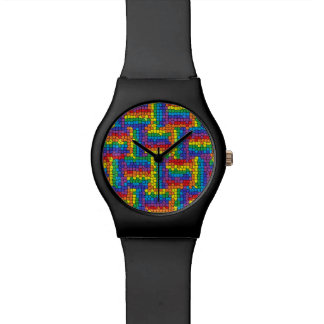 Stained Glass Watch