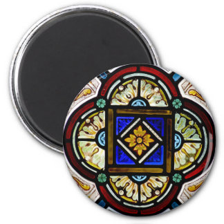 Stained Glass Window Magnets