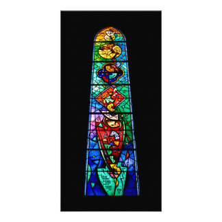 Stained Glass Window Photo Cards