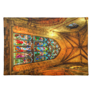Stained Glass Window Placemat