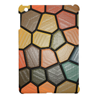 Stained Plastic Effect ipad Case