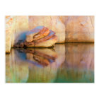 Stained Sandstone Wall | Glen Canyon, UT Postcard